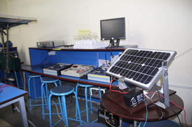 Electrical Lab Islamabad Campus