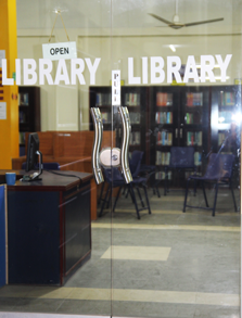Library Islamabad Campus